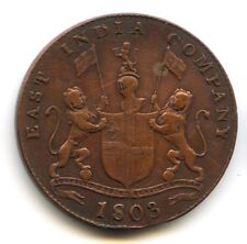 Ile Maurice 20 Cash 1803 Madras