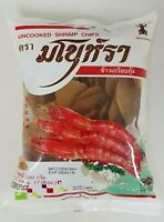 At Home Uncooked Shrimp Chips Snack Crisp For Party Product Thailand 200g 1 pc