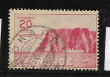 Norway - 1930 - Semipostal -  Used -  Scott# B2