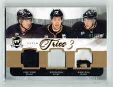 11-12 UD The Cup Trios  Corey Perry--Ryan Getzlaf--Bobby Ryan  /10  Patches