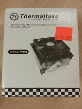 Thermaltake Application for AMD Athlon 64X2/64/Sempron Series (Socket AM2)