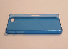 Blue Ultra Thin 0.5mm Plastic Case for Apple iPhone 4 4S