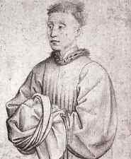 Weyden Young Man 1430S A4 Print
