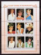 Chad 774 Mint NH Princess Diana