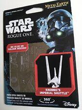 Star Wars Metal Earth Krennics Imperial Shuttle