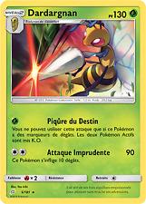 Pokemon - Dardargnan - Rare - 5/181 - SL9 Duo de Choc VF Français