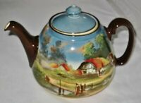 Royal Doulton 4390 Tea Pot, JOAN English Country Gardens Empire Series Ware