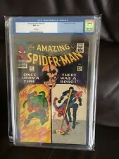 Amazing Spider-Man #37  CGC 9.2 WHITE PAGES 1st NORMAN OSBORN!    GREEN GOBLIN