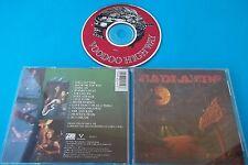 """BADLANDS """" VOODOO HIGHWAY """" CD ATLANTIS 1992 RARO NUOVO"""