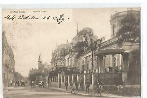 Tarjeta Postal Argentina, Buenos Aires, Avenida Alvear
