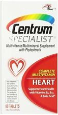 Centrum Specialist Heart, 60 Count (Pack of 3)