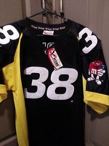 ELLIOTT SADLER No. 38 M&M's NASCAR Robert Gates Racing (M) Jersey NWT