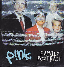 Pink-Family Portrait cd single