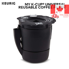 Keurig My Kcup Universal Coffee Filter Black