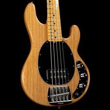 Ernie Ball Music Man Stingray Classic 5-String Bass Natural