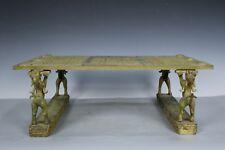 Chinese Beautiful Rare Bronze coffee table