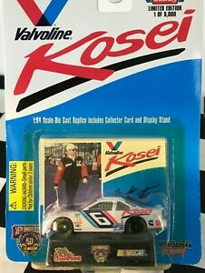 UNOPENED Sports Design 1:64 Mark Martin #6 Valvoline/Kosei 1998 Ford Thunderbird