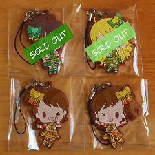 THE IDOLM@STER - Rubber Strap [idolmaster] [iM@S] (1 PC - Your Choice)