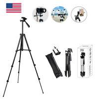 360° Portable Camera Tripod Digital Camcorder Video Stand Holder For Canon Nikon