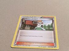 Professor Juniper 101/114 Black and White Pokemon Card