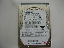 """Toshiba MK6476GSX 640gb G002825A 2,5"""" SATA"""