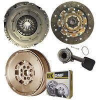 CLUTCH KIT AND LUK DMF AND CSC (4 PART KIT) FOR FORD FOCUS C-MAX MPV 2.0 TDCI