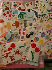Vintage Mrs. Grossman's Lot Mods Random stickers-Variety Happy Mail 15 Count