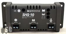 Morningstar Solar Controller SHS-10 10A 12V 10A Load