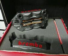 Coppia pinze brembo racing monoblocco attacco 100 mm