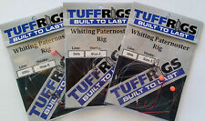TUFF RIGS - WHITING PATERNOSTER FISHING RIG WITH GAMAKATSU HOOKS