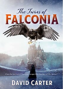 The Twins Of Falconia By David Carter (Signed)