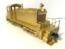 O Gauge 2 Rail Oriental Ltd Brass Diesel Switcher Locomotive NIB Samhongsa Korea