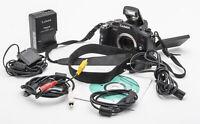 Panasonic Lumix DMC-GH1 DMC GH1 Body Digitalkamera Kamera schwarz Gehäuse