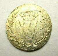 Württemberg 3 Kreuzer 1818 Wilhelm I. 1816-1864 sehr schön-vorzüglich