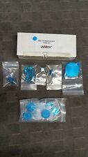 SB2 Cylinder Block Plug Kit blue AN fittings