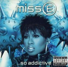 Missy Elliott(CD Album)Miss E So Addictive-Elektra-7559-62639-2-Germany-VG