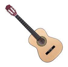 GUITARRA CLASICA ESPANOLA CONCIERTO MODELO PARA ZURDO 6 CUERDAS NYLON TAMANO 3/4