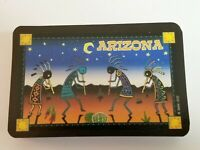 Arizona Souvenir Playing Cards Open Complete