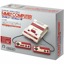 Nintendo Famicom Classic Mini [Retro Console 30 Games Pre-Installed HDMI] NEW