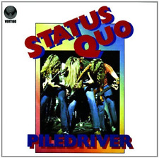 STATUS QUO-PILEDRIVER  CD NEW