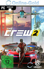 The Crew 2 - PC Uplay Ubisoft Spiel key - Digital Download Code - [EU Region]