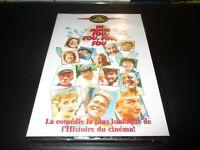 "DVD NEUF ""UN MONDE FOU, FOU, FOU"" Spencer TRACY / de Stanley KRAMER"
