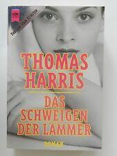 Thomas Harris Das Schweigen der Lämmer Roman Thriller Buch Heyne Verlag