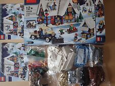 Lego Creator Winter Village Cottage (10229) 100% Completo
