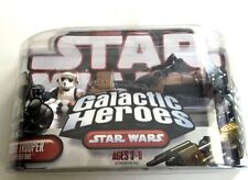 Star Wars Galactic Heroes Endor Scout Trooper With Speeder - NEW - SEALED