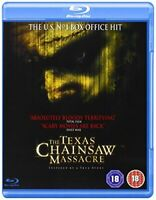 The Texas Chainsaw Massacre: Directors Cut [Blu-ray] [DVD][Region 2]