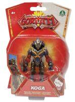 Gormiti Figure Action Alpha Koga Poseable 3 1/8in Original GIOCHI PREZIOSI