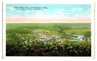 Spring Mountain, PA and Perkiomen Valley Postcard *5N(3)33