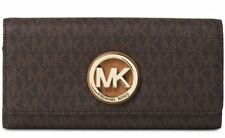Michael Kors Fulton Carryall Wallet $148.00 Brown