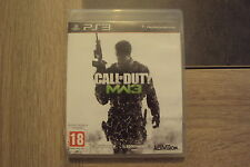 Jeu PS3 : Call of Duty MW3 - complet